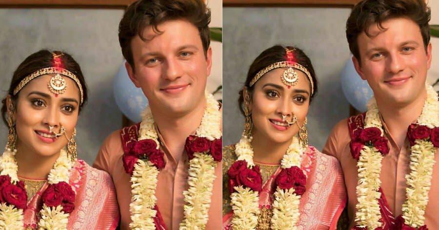 shriya saran wedding date க்கான பட முடிவு