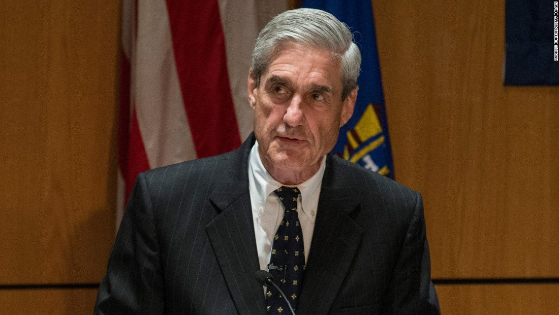 Special counsel Mueller pens President Trump in as he slips restraints elsewhere https://t.co/x2Hq88qU3t