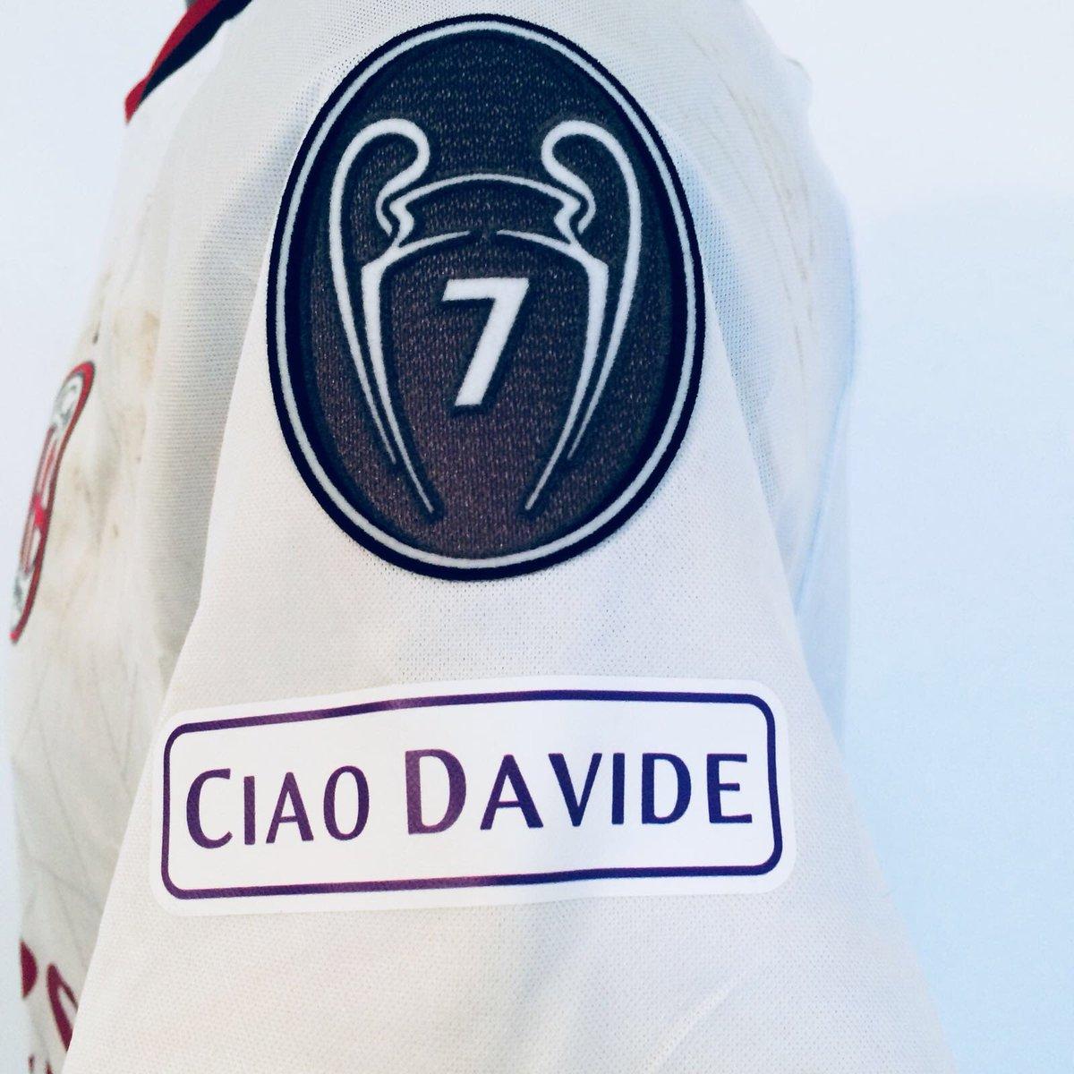 Camiseta AC Milan DAVIDE CALABRIA