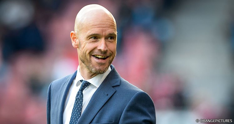 Misi Pribadi Erik ten Hag di Partai Ajax Amsterdam kontra PSV Eindhoven