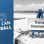 Image for the Tweet beginning: P2P travel insurance? Yes, you