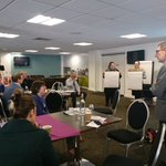 Feedback from our roundtable discussions. What matters to patient? What matters to clinicians? What matters to provider organisations? #makingchoicestogether @mpmyres @Jepmeister @AMRCW