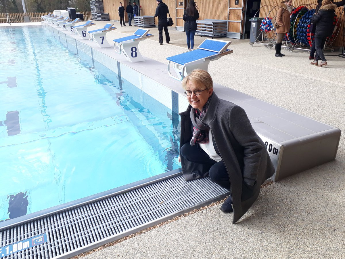 Rennesvillem tropole metropolerennes twitter for Brequigny piscine