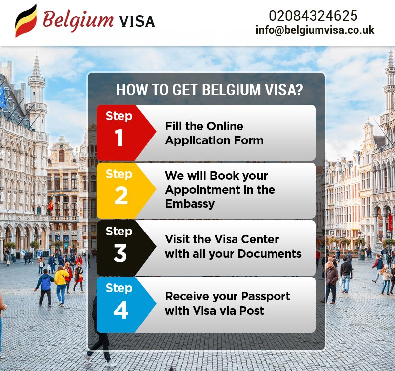 BelgiumVisa (@belgiumvisauk) | Twitter on application for work permit, application for absentee ballot, application for leave of absence, application for social security card, application for employment, application for naturalization, application for birth certificate,