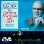Taking a look at a classic this week. Og Mandino's book, The Greatest Salesman in the World, changed my life- we're going over some of the book's biggest lessons. Check it out: https://t.co/GO8F7ALZm2