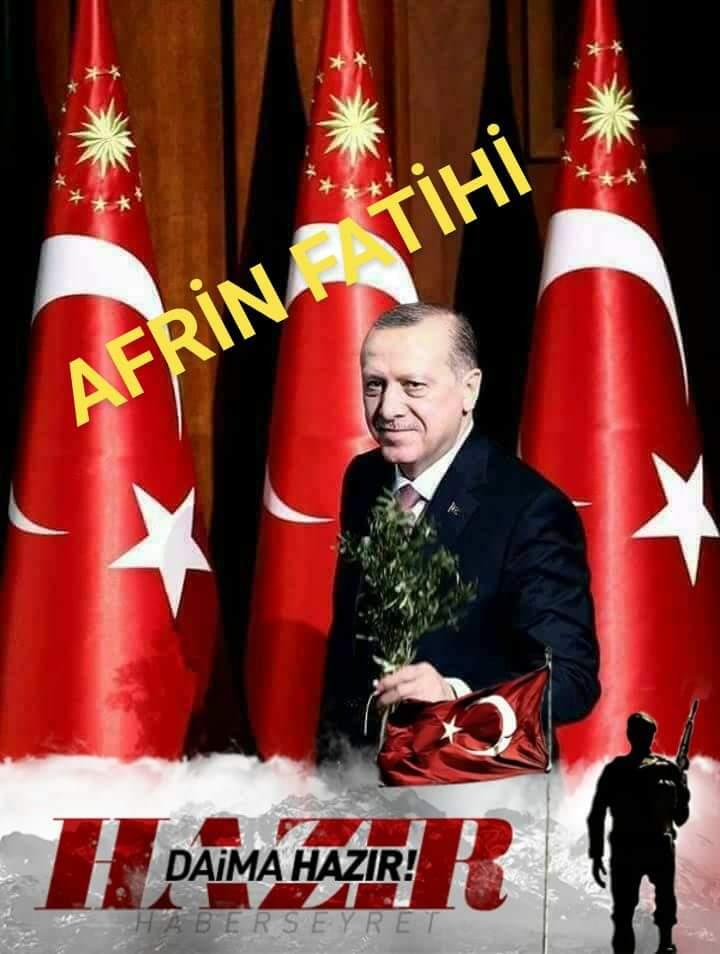 AFRİN FATİHİ RECEP TAYYİP ERDOĞAN. https...