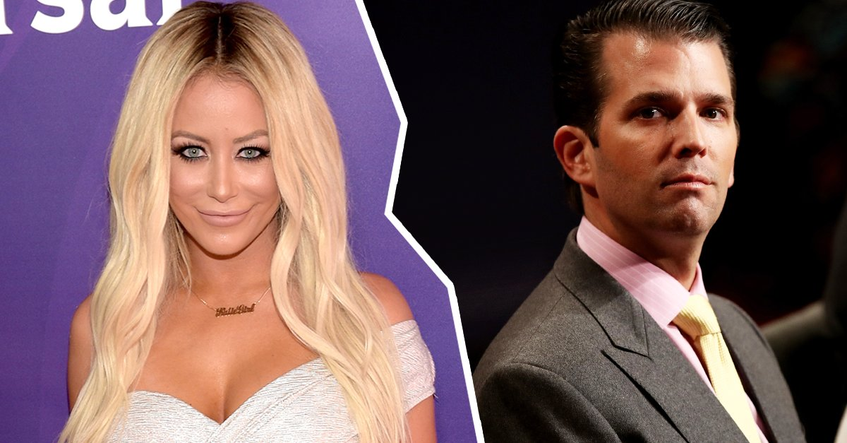 #AubreyODay is *still* showstoppin' thanks to tabloid rumors of an affair with #DonaldTrumpJr. Here's everything you need to know about the reality TV star. https://t.co/gxh066WwSH