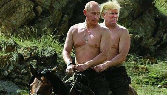 Чтобы говорить об Украине и Сирии, Трамп может встретиться с Путиным - заявление президента США - Цензор.НЕТ 8645