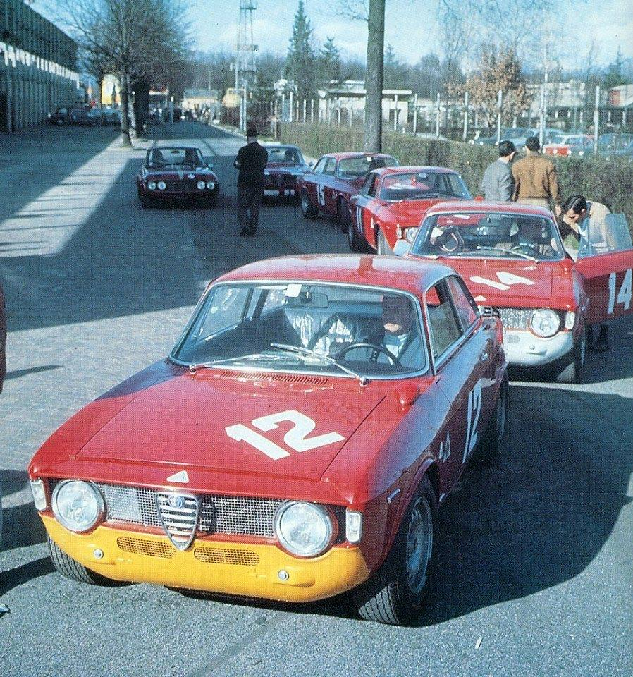 Autodelta Alfa Romeo 1300 Gta Junior Nurburgring 6 Hours