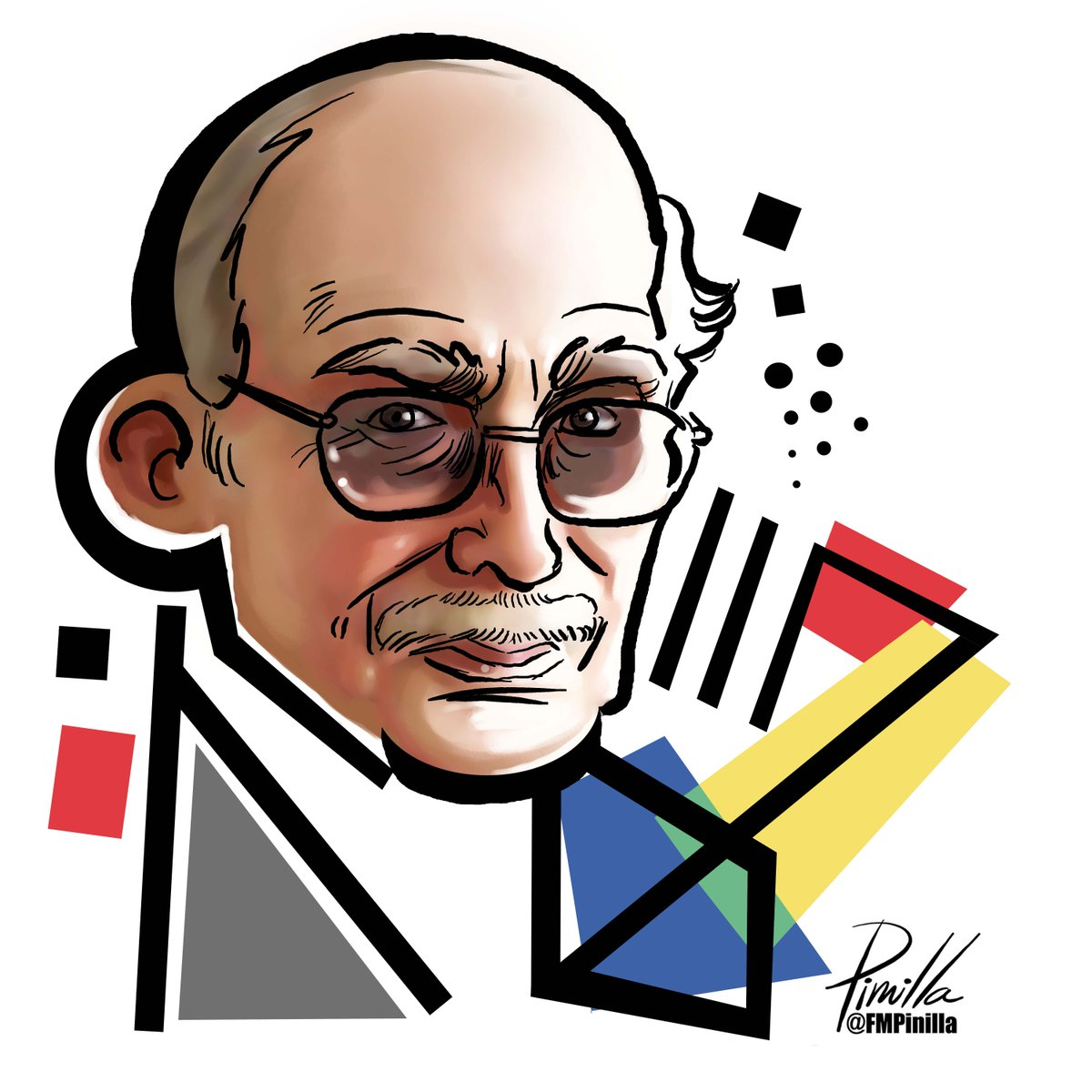 Maravilla de caricatura de @FMPinilla pa...