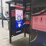 The #Oreo dispenser seems to be going down a treat.  Head over to New Oxford Street & have a go at winning a #free pack of Oreos!  @JCDecaux_UK