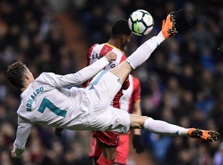 'Não existe ninguém melhor que eu', diz Cristiano Ronaldo https://t.co/9fG9K5EgF6