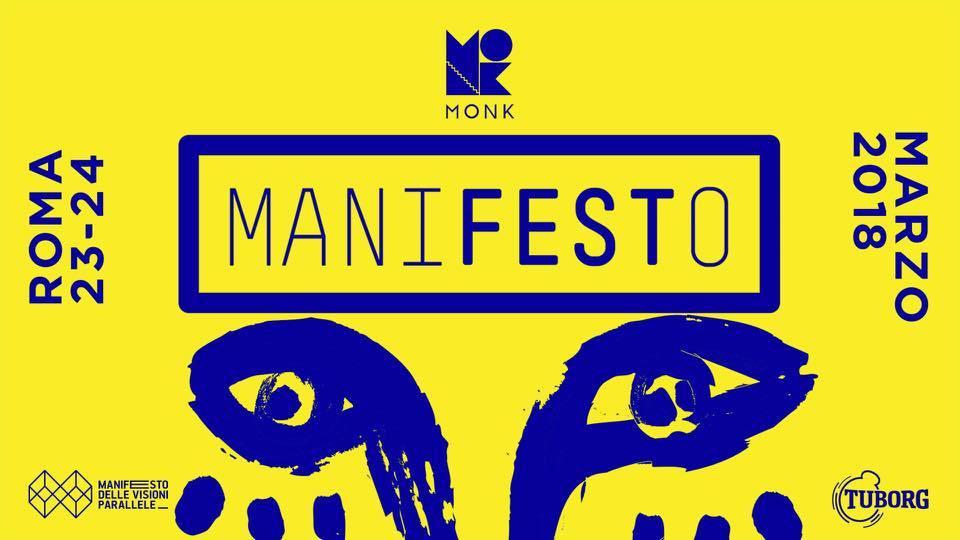 Manifesto, la musica elettronica torna al Monk di Roma: Omar Souleyman, Indian Wells, Alessandro Cortini e moltialtri endofacentury.it/2018/03/20/man…