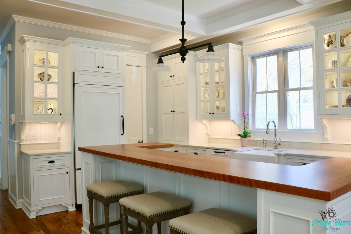 Thank You To Charleston Cabinetry U0026 Countertops For Designing This  Beautiful Kitchen Using Our Cabinets! #Showplace #HappyFirstDayOfSpring  #White ...
