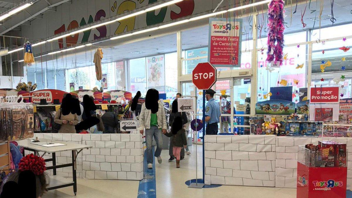 Toys R Us declara insolvência em Portugal https://t.co/GxIDgOpdx4