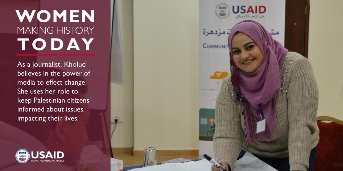 USAID West Bank/Gaza on Twitter: