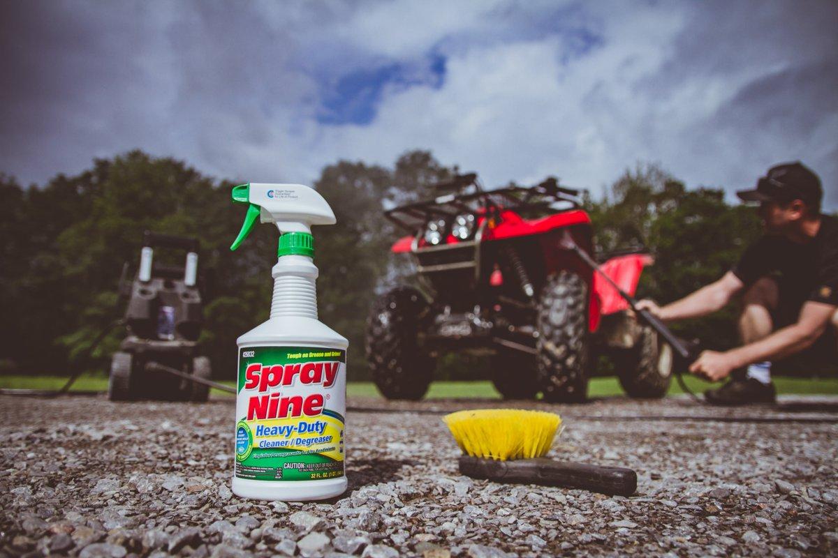 Spray Nine Picture
