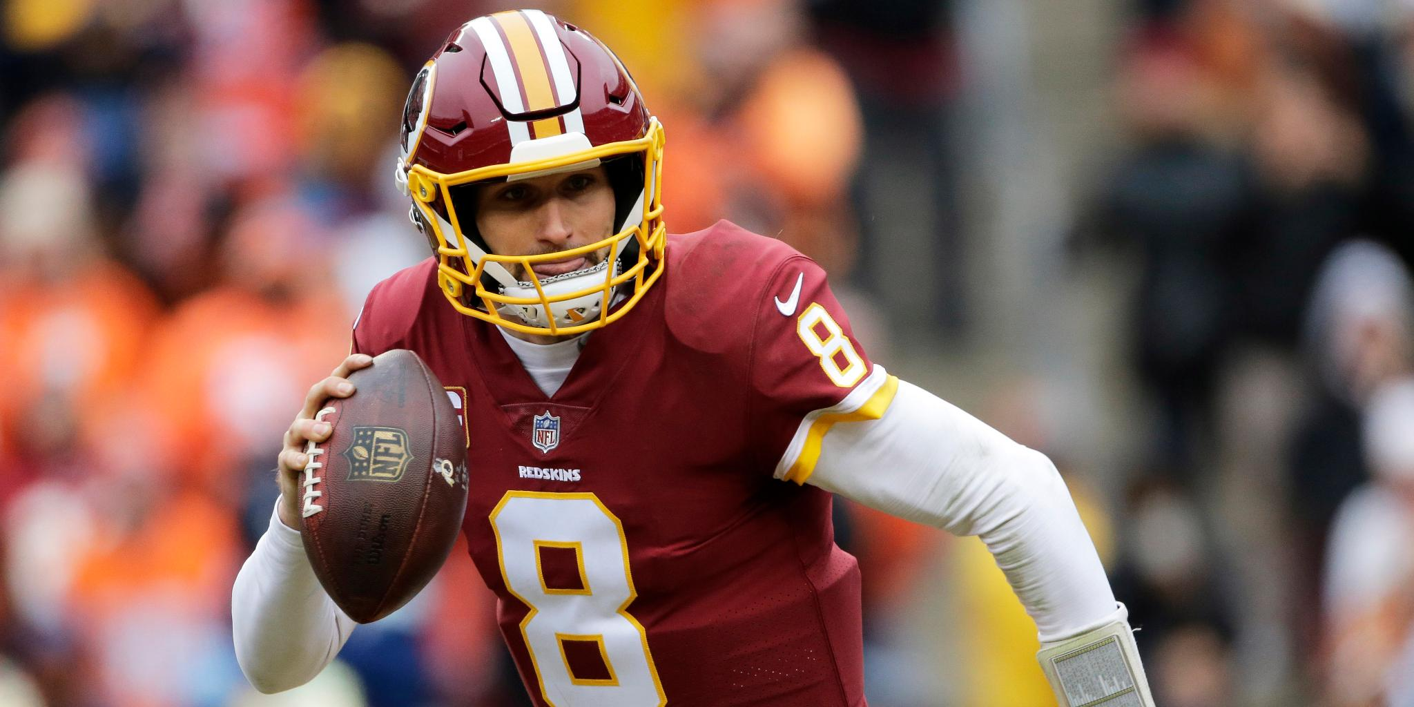 Broncos reportedly never made offer for Kirk Cousins: https://t.co/gCWEgrIUWC https://t.co/07mrNFhmvo