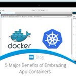 What are #app containers? This blog explains what app containers are and why embracing them is essential to modern app development. https://t.co/sOL5D42qm3