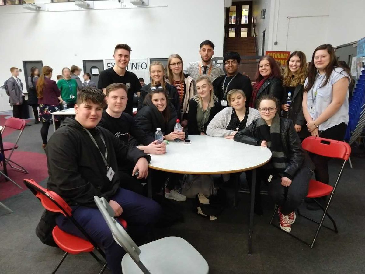 "test Twitter Media - Students and staff who visited Ormiston Bolingbroke Academy, Runcorn yesterday to see ""That Face"" by Polly Stenham  #6thvisits https://t.co/fa5qlM7FqF"