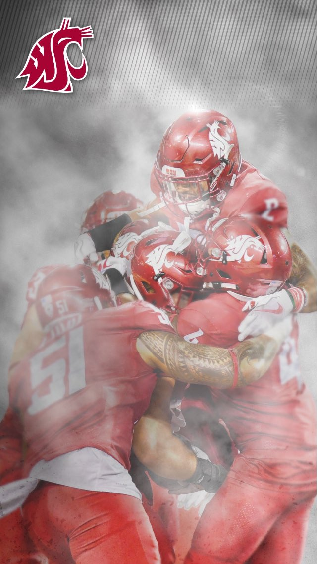 New wallpaper for phone as we head into Spring Ball! #GoCougs