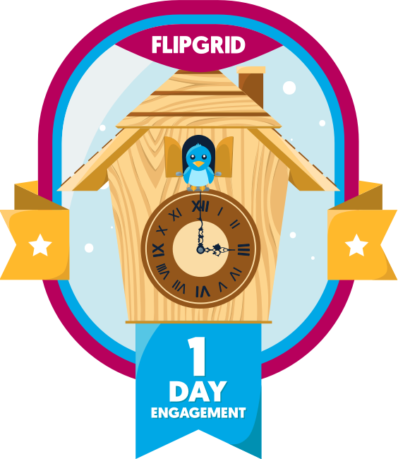 I am excited to rock my new <a target='_blank' href='http://twitter.com/Flipgrid'>@Flipgrid</a> Day Defier badge! <a target='_blank' href='http://search.twitter.com/search?q=FlipgridFever'><a target='_blank' href='https://twitter.com/hashtag/FlipgridFever?src=hash'>#FlipgridFever</a></a> <a target='_blank' href='https://t.co/bCqBaoVaGA'>https://t.co/bCqBaoVaGA</a>