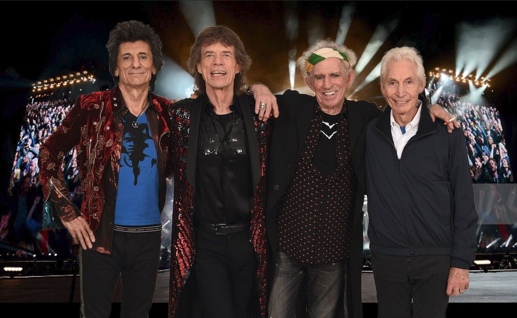 The Rolling Stones's photo on Celebrities