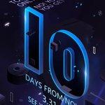 Image for the Tweet beginning: #TRX $TRX 10 days countdown