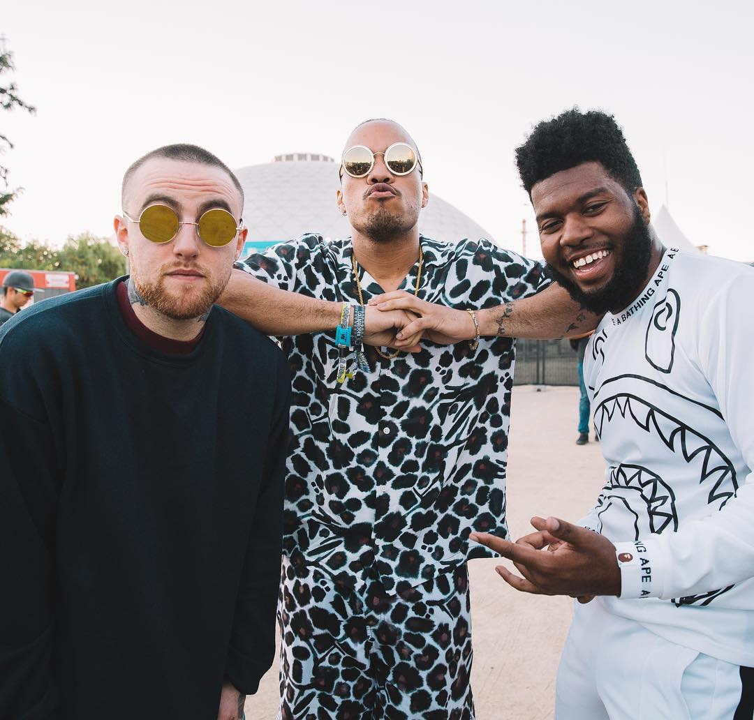 Could you even IMAGINE this collab? (also pls collab) 🙏🏻 | @MacMiller, @AndersonPaak + @thegreatkhalid