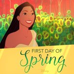 RT @Disney: Paint with all the colors of the wind...