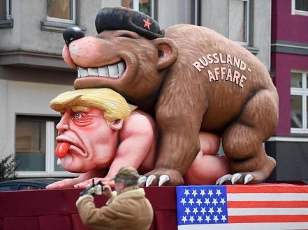 Чтобы говорить об Украине и Сирии, Трамп может встретиться с Путиным - заявление президента США - Цензор.НЕТ 9226