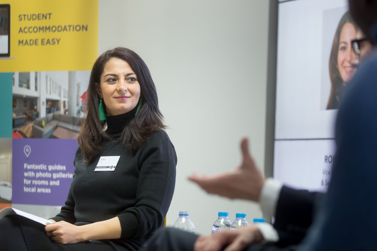 Ucl Inst For Environmental Design And Engineering On Twitter Vice Dean Of Innovation And Enterprise Bartlettucl Rokia Raslan Presented At The Theclassof2020 Event On Technology And The Future Of Student Living Tco2020