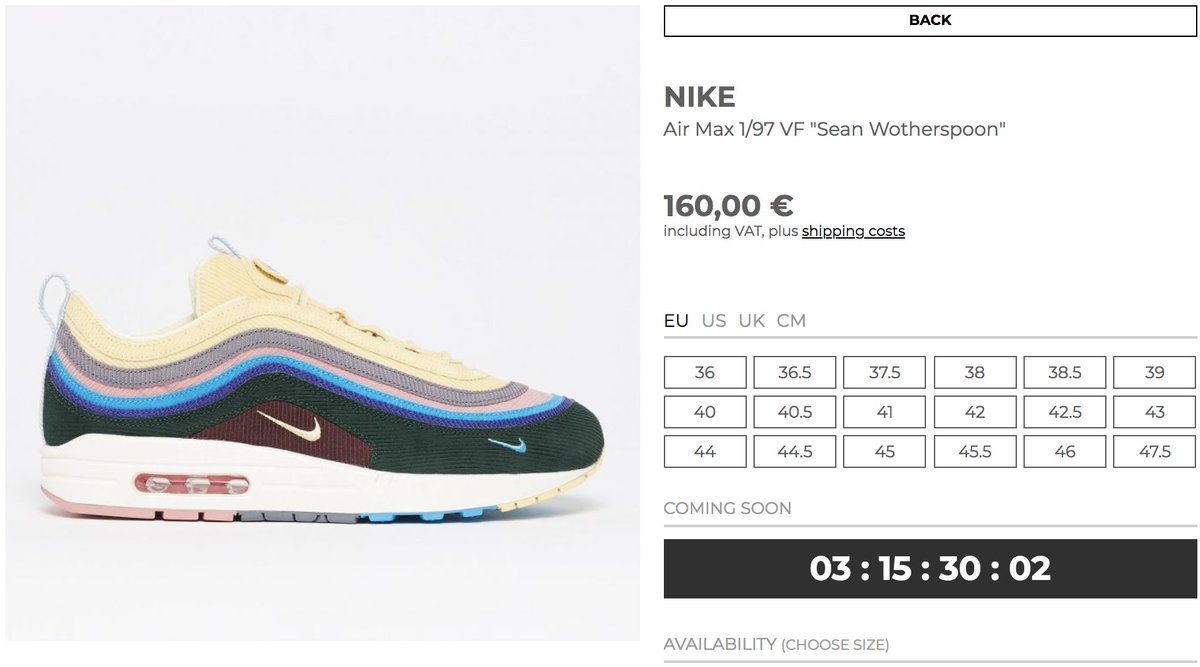 sneakers for cheap 6b241 5c38e SOLE LINKS on Twitter: