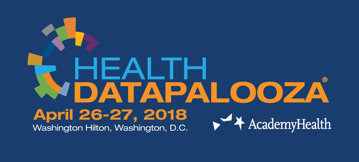 .@HHSGov will be well represented at #hdpalooza to explore the newest, most innovative, and effective uses of health data. Learn more: https://t.co/AGmzXQkGHN