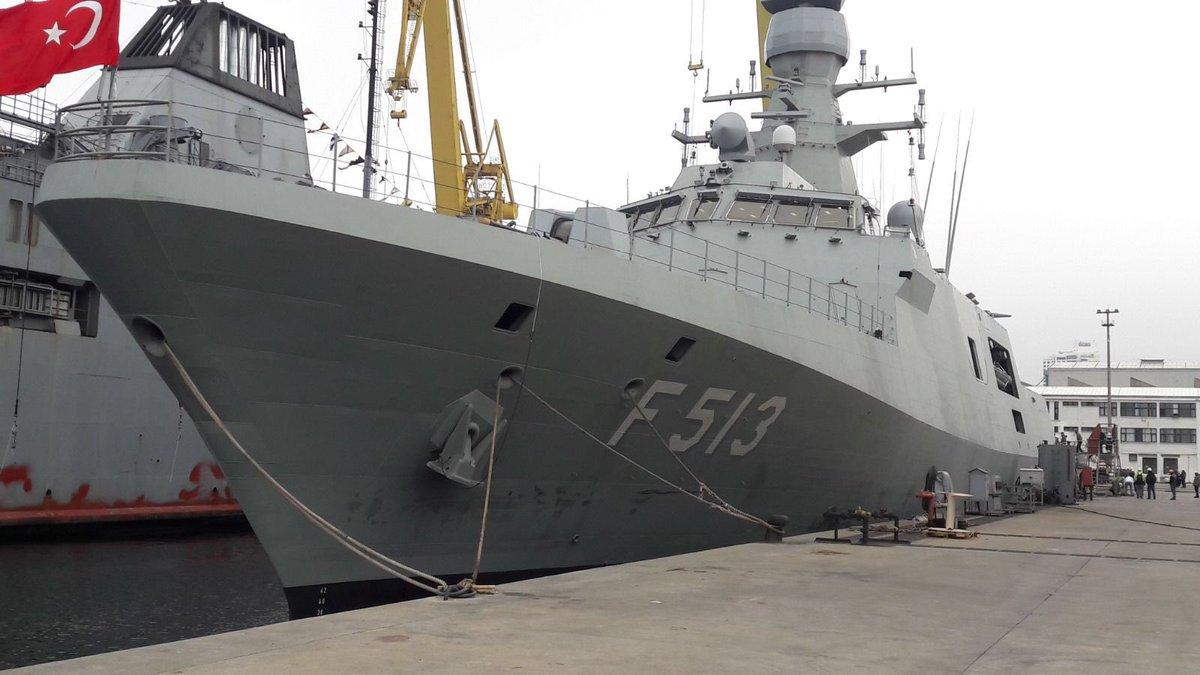 Turkish Navy: DYvtzn5W4AUmaxX