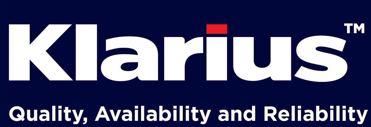 Klarius Products Ltd on Twitter: