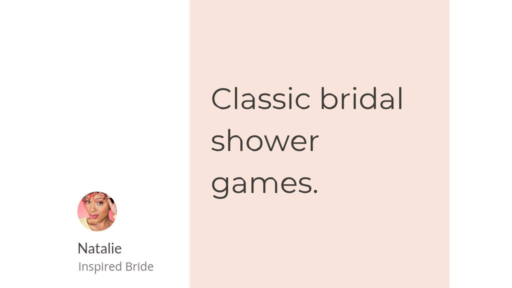 1b04bfe3f386 Inspired Bride on Twitter