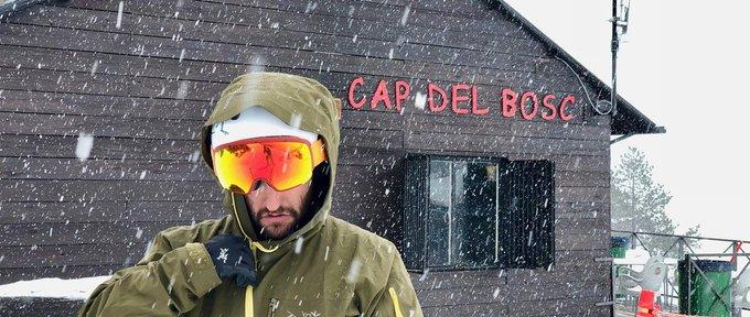 Que ésta temporada no termine NUNCA... 🤪❄️🤪 Reflexiones de un apasionado del esquí ⛷️ @skitheeast_ [ARTÍCULO] ➡️https://t.co/hN7tZRipuD