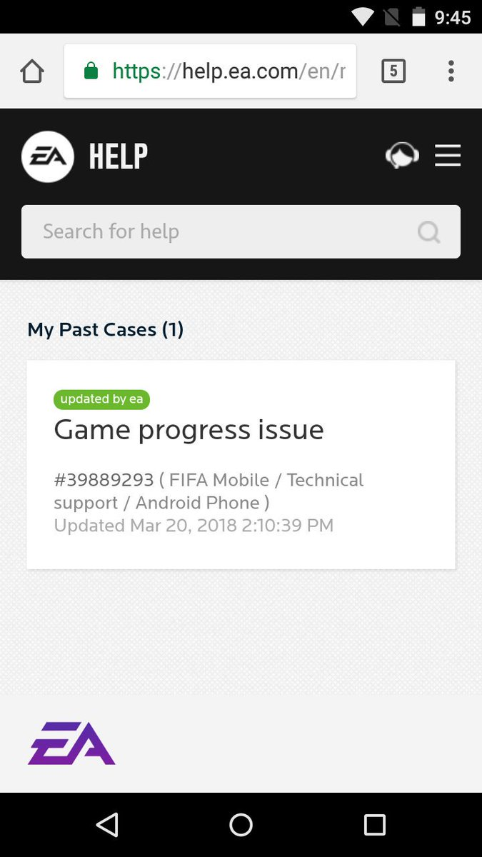 Ea Tech Support Phone Number