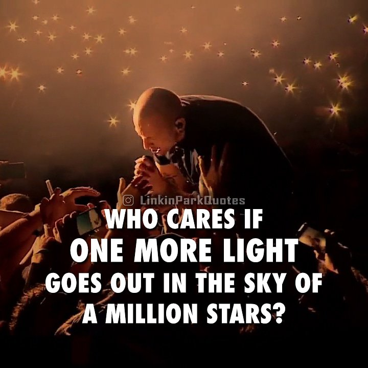 LINKIN PARK QUOTES on Twitter: