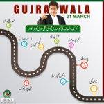 #PTIGujranwalaCampaign