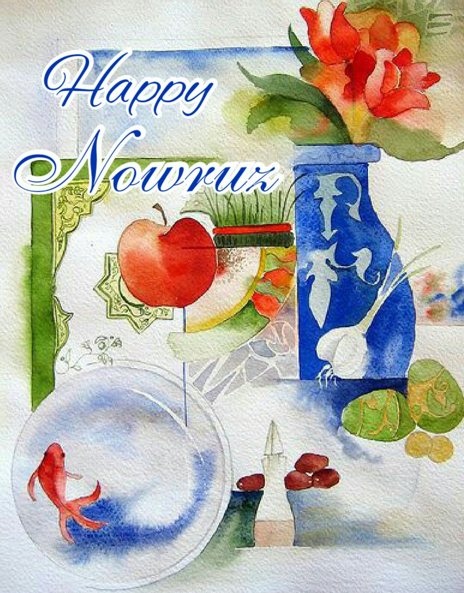 Behnaz On Twitter Happy Spring To Everyone Persiannewyear I Wish