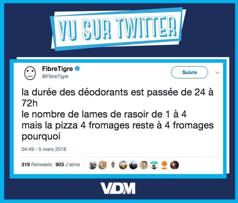 C'est un scandale ! par @FibreTigre  #VDM #viedemerde #vusurtwitter
