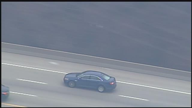 #BREAKING: The pursuit is over. It has wrapped up at 78th Street and Kaw Drive.   Watch @KCTV5 on air now or watch live online here >> https://t.co/tlxfG9e3h7