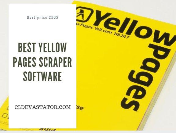 yellowpagesscraper hashtag on Twitter
