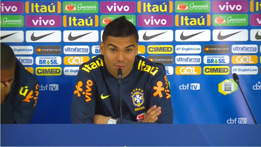 "Casemiro, mediano del Real Madrid: ""Se necessario, su Douglas Costa andrò giù duro"" - https://t.co/X0JObE5YYH #blogsicilianotizie #todaysport"