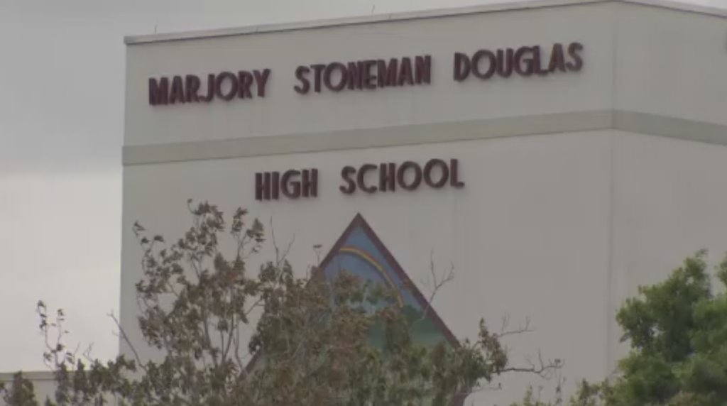 #BREAKING: Two students at Marjory Stoneman Douglas High School have been arrested for bringing weapons on the school campus, while a third is accused of making a violent threat on social media. https://t.co/RS9B3zzpu3