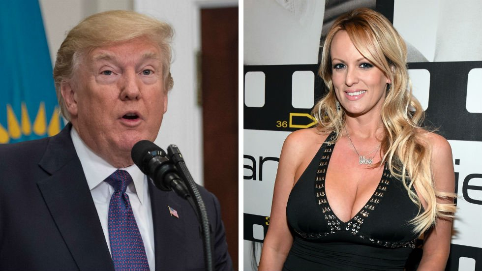 Lie detector test supports Stormy Daniel...