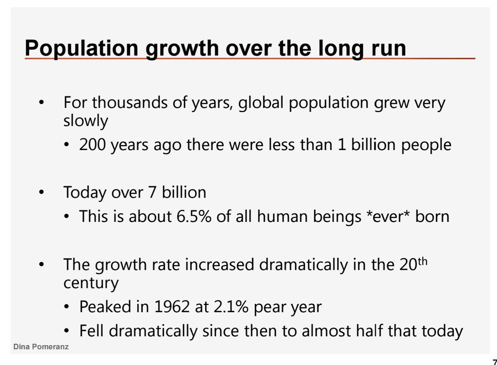 section 5 3 human population growth