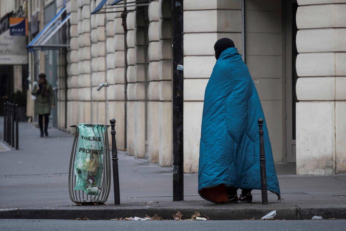La mairie de Paris veut créer une centaine de «bulles» pour abriter les sans-abri https://t.co/Fyt4bD9jMr